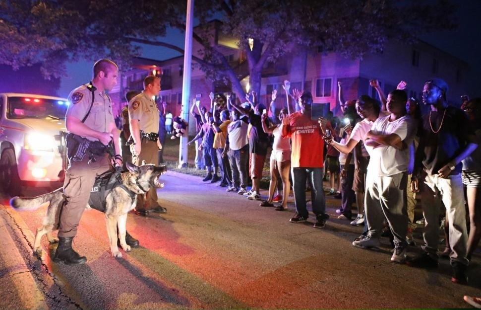 Stop the Madness in Ferguson!