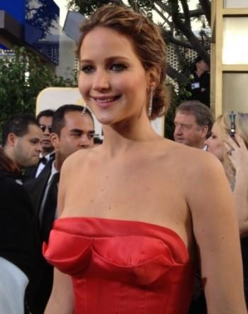 "Jennifer Lawrence Says Stolen Nude Photos Was ""A Sex Crime"""