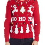 The Ugly Christmas Sweater Kit Men's Make Your Own Ugly Christmas Sweater  $19.99 (50% off)