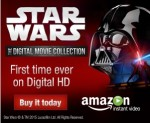 Star Wars on Amazon!! I'm Excited, Even if Nobody Else Is.